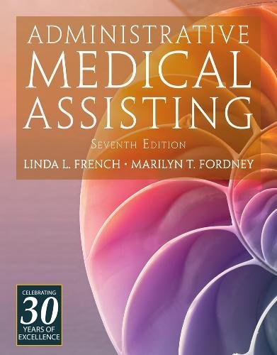 Administrative Medical Assisting (with Premium Web Site, 2 terms (12 months) Printed Access Card) by Brand: Cengage Learning