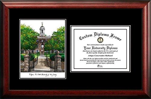 - Campus Images NJ999D Rutgers University Diplomate 11