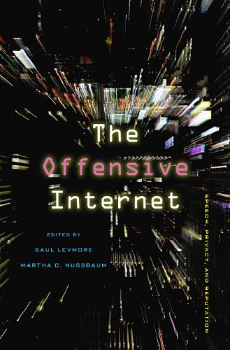 The Offensive Internet: Speech, Privacy, and - For Privacy Online Store Policy
