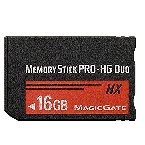 Original 16GB High Speed Memory Stick Pro-HG Duo(MSHX16A) PSP Accessories/Camera Memory Card