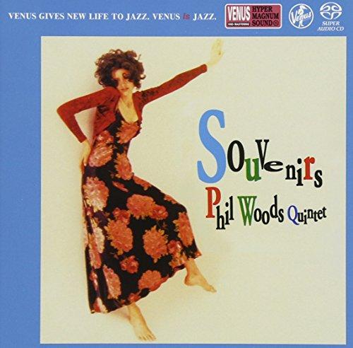 SACD : Phil Woods - Souvenirs (Japan - Import)