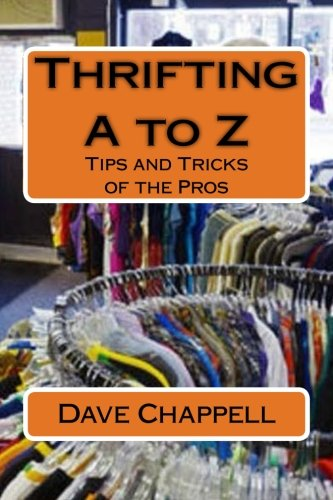 Download Thrifting A to Z: Buying and Selling for a Profit pdf epub