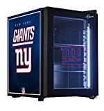Appliances : NFL New York Giants Counter Top Refrigerated Beverage Center, 1 cu. ft., Black