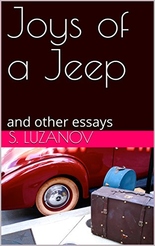 Joys of a Jeep: and other essays (Happily ever after)