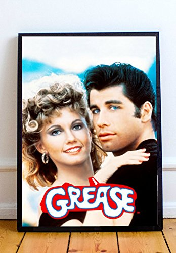 Grease Limited Poster Artwork - Professional Wall Art Merchandise (More (8x10) -