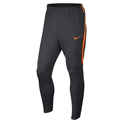1b8836c67ae474 Nike Strike Tech Soccer Pants  Anthracite Anthracite Total Orange Total  Orange