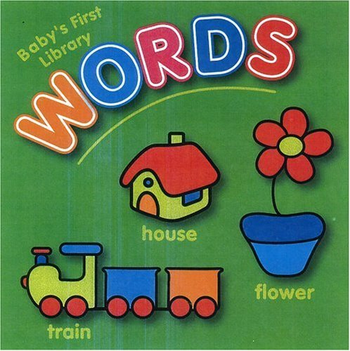 Download Words: Mini Baby's First Library by Yoyo Staff (2005-06-25) pdf epub
