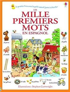 """Afficher """"Les mille premiers mots en espagnol"""""""