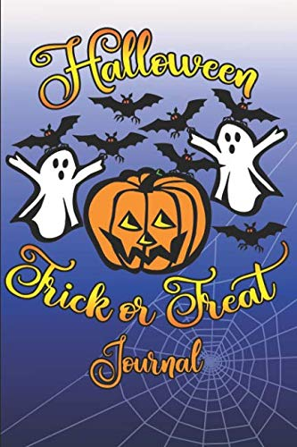 Halloween Trick or Treat: Journal ()