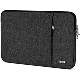 Laptop Sleeve,Egiant Water-Resistant Protective Case Bag Compatible 11.6 Inch Stream 11,Mac Air 11,Mac 12 Retina,Tablet,Surface Pro 3 4 5 6 7,Chromebook 11,11.6 Inch Notebook Computer Cover,Purple