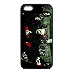 iPhone 5 5s Cell Phone Case Black Slipknot as a gift R531578