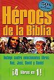 Heroes de la Biblia, Barbour Books Staff, 0884199029