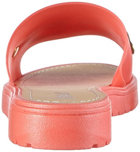 kamoa Pscolette, Women's Open Toe Sandals Orange (Papaya)
