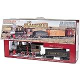 """Bachmann The Plainsman Ready To Run Electric Train Set - Large """"G"""" Scale"""