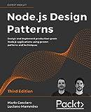 Node.js Design Patterns: Design and implement
