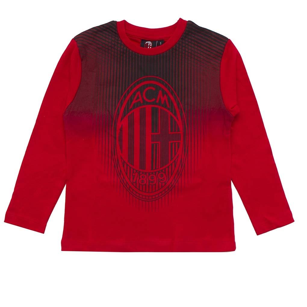 Milan T-Shirt Bimbo M//L 041 Anni 4//10