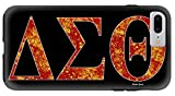 "iPhone 7 Plus Case ""Delta Sigma Theta - Black"" by Pixels"