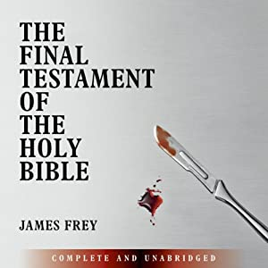 The Final Testament of the Holy Bible Hörbuch