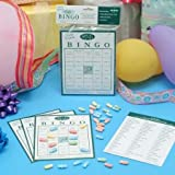 Baby Shower Gift Bingo (For 50 Guests)