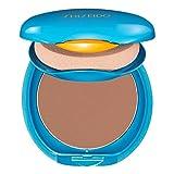 Shiseido UV Protective Compact Refill SPF 36 Foundation Broad Spectrum, Dark Beige, 0.42 Ounce