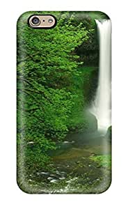 Heimie Iphone 6 Well-designed Hard Case Cover Hidden Waterfall Earth Nature Waterfall Protector