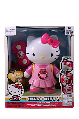 (Hello Kitty Walk with Me R/C)