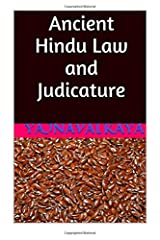 Ancient Hindu Law and Judicature Paperback