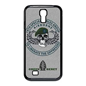 Custom Your Own Personalized Unique Green Beret SamSung Galaxy S4 I9500 Durable Case Cover