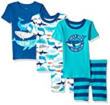 Carter's Boys' 5-Piece Cotton Snug-Fit Pajamas