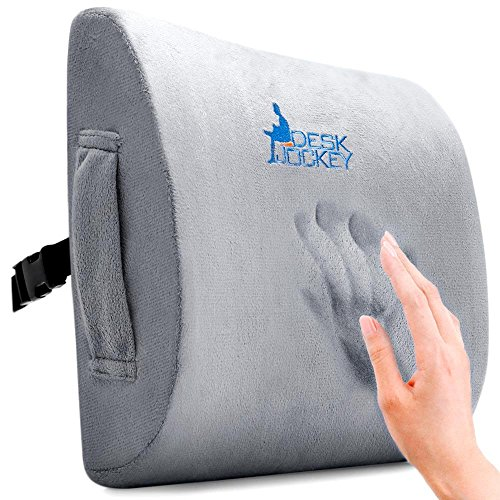 Lower Back Pain Lumbar Support Cushion Clinical Grade
