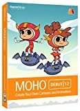 #3: Smith Micro Software Moho Debut 12 2D Animation Software