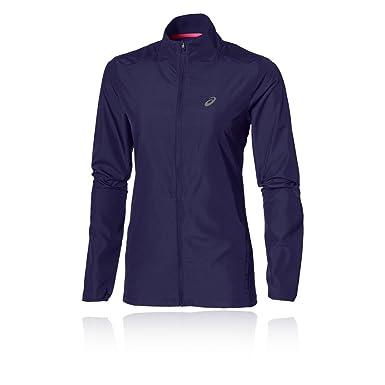 asics running jacket women