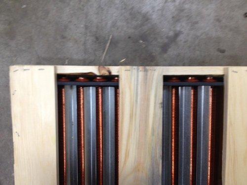 ETNA Heat Exchanger 0624 #002370F Copper Replacement