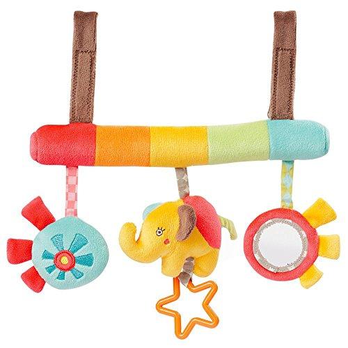 Rattle Toy Stroller Educational Elephant