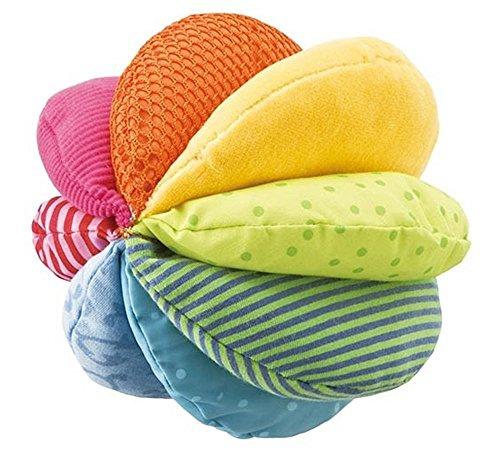 Haba Fabric Ball (Haba Rainbow Fabric ball by HABA)