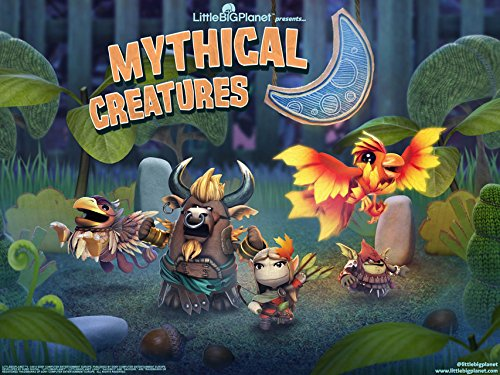 All Costumes Sackboy (LittleBigPlanet 3 Mythical Creatures Costume Pack DLC (PS4) [DIGITAL DELIVERY ONLY BY AMAZON)