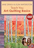 Teach You Art Quilting Basics #11