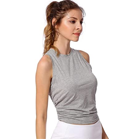 Camiseta de entrenamiento de yoga para mujer 4 colores Ropa ...