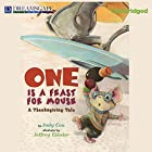One Is a Feast for Mouse: A Thanksgiving Tale Audiobook by Judy Cox Narrated by Heyborne Kirby