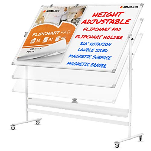 Mobile Whiteboard 48x36 Large