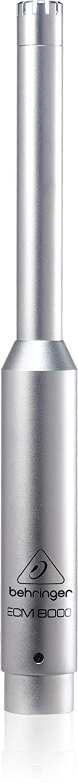 Behringer ECM8000 Ultra-Linear Measurement Condenser Studio Microphone