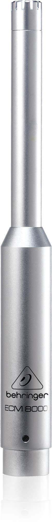 Behringer ECM8000 - Micrófono de estudio de condensador d...