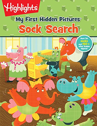 - Sock Search (HighlightsTM  My First Hidden Pictures®)