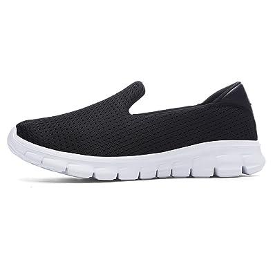 Women's Lightweight Slip-On Casual Loafer Sneaker