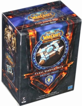 G WoW Trading Card Game 2011 Class Starter Deck Alliance Draenei Priest ()