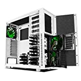 Nanoxia Deep Silence 5 Rev. B Large Full Tower Computer Case - White (NXDS5WB)