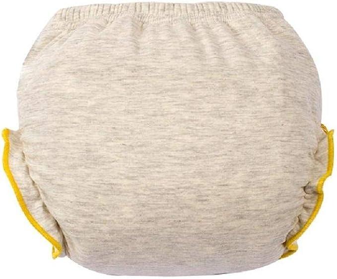 BIGBOBA Baby T/öpfchen Hose Baumwolle T/öpfchen Unterw/äsche einfarbig Kinder Windelhose auf der Toilette T/öpfchen Training 1-3 Jahre alt pink