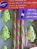 Wilton 2104-0467 Trim Your Cocoa Kit Net Wt. 4.3 oz