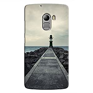Cover It Up - Lighthouse K4 Note Hard case