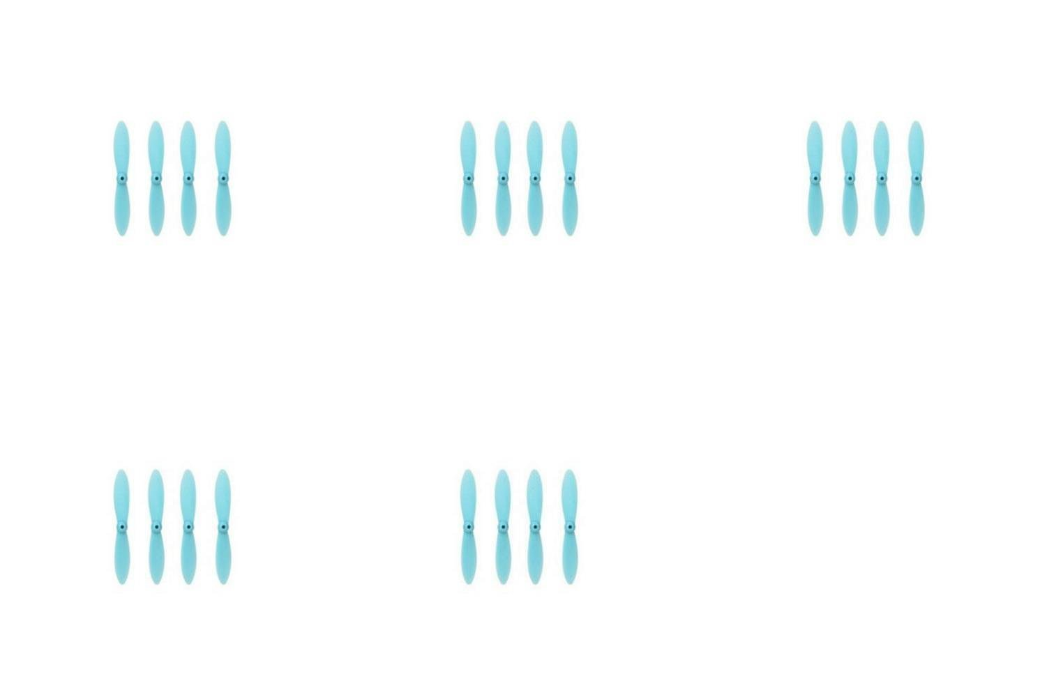preferente 5 x Quantity of WLtoys V272 All Blue Nano Quadcopter Quadcopter Quadcopter Propeller blade Set 32mm Propellers Blades Props Quad Drone parts - FAST FROM Orlando, Florida USA  protección post-venta